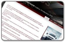 Strona internetowa Bax-bus