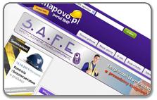 Portal internetowy o tematyce BHP