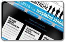 Strona internetowa Leute Zentrum